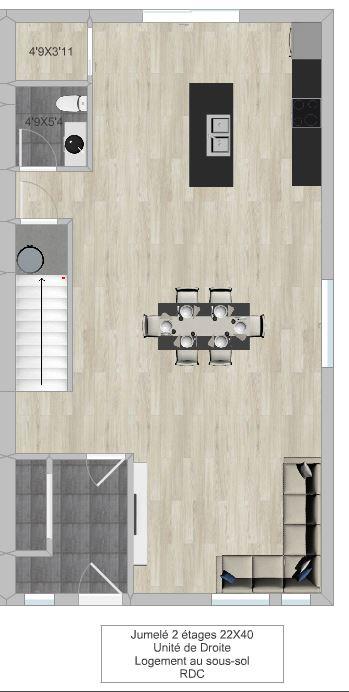 secteur besner construction rplh. Black Bedroom Furniture Sets. Home Design Ideas